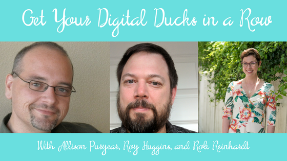 Get Your Digital Ducks in a Row