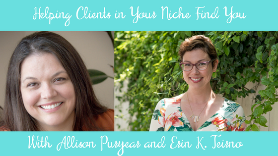 Helping Clients in Your Niche Find You