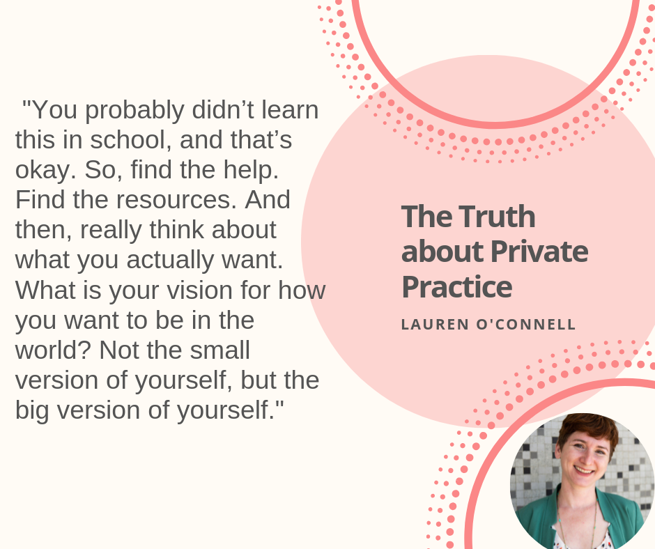 The Truth About Private Practice