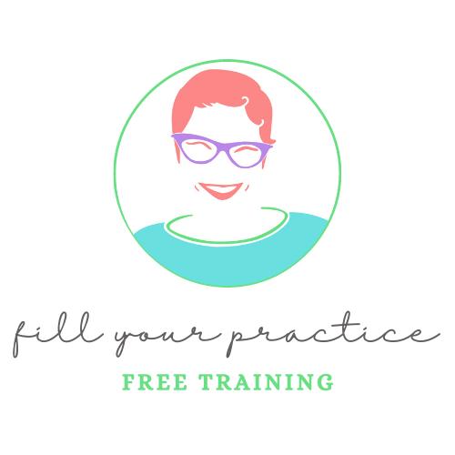 Fill Your Practice Free Training