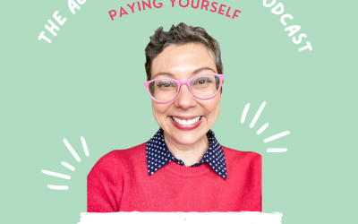 Ask Allison Episode #116: Paying Yourself
