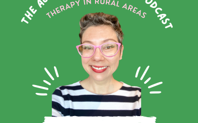 Ask Allison Episode #118: Therapy in Rural Areas